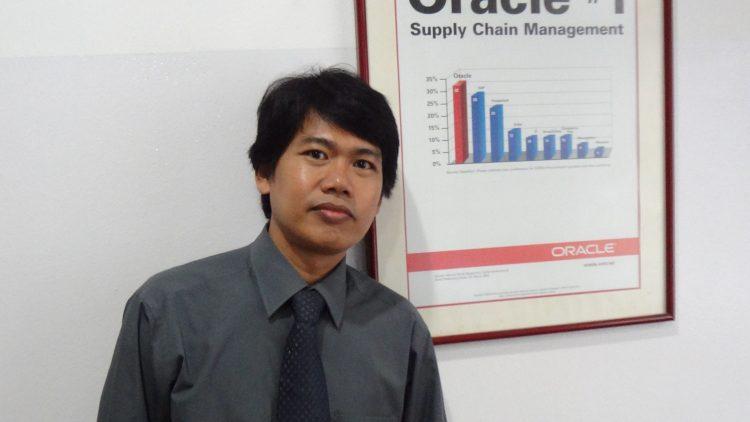 Bambang Sutejo, S.Si, OCP