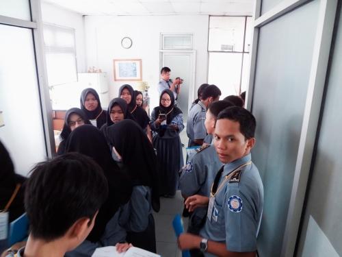 Studi Tour SMK Taruna Bhakti